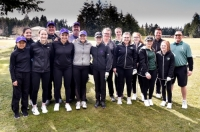 Gallery: Girls Golf North Thurston @ Timberline